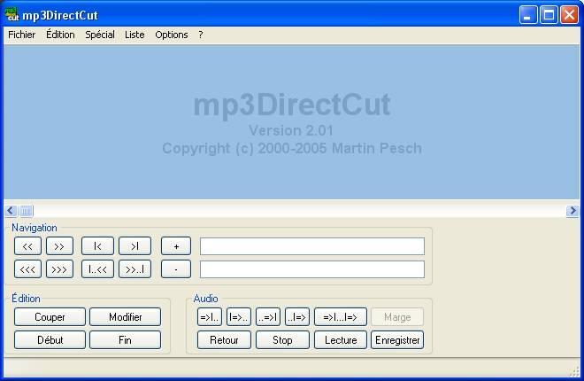 de mp3 direct cut: